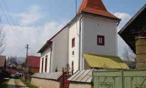 Invitație la jubileul de 100 de ani al Bisericii Baptiste Harul din Mărgău